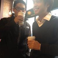 Photo taken at Starbucks by Angel P. on 6/8/2012
