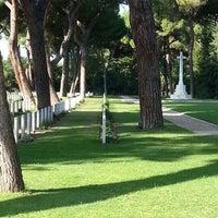 Photo taken at Cimitero Di Guerra Del Commonwealth by Alessandro P. on 8/13/2012