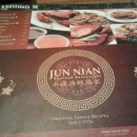 Photo taken at Jun Njan Restaurant by Surwati J. on 7/7/2012