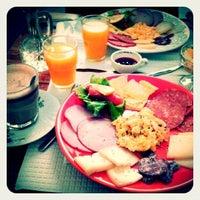 Photo taken at Café Tati by Johanna L. on 2/12/2012