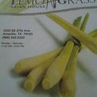 Photo taken at Lemongrass Restaurant by Drew B. on 2/9/2012