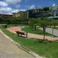 Photo taken at Parque de los Galgos by Patricia C. on 5/29/2012