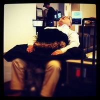 Photo taken at American Airlines Admirals Club by BJ Y. S. on 2/2/2012