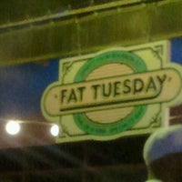 Photo taken at Fat Tuesday by Kendria C. on 7/28/2012