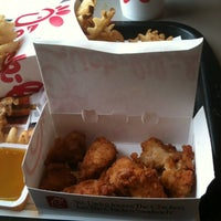 Photo taken at Chick-fil-A by Faith_Mom on 8/1/2012