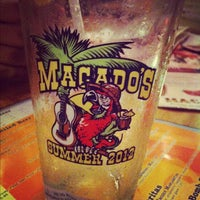 Photo taken at Macado's Restaurant & Bar by Anna Grace P. on 7/30/2012