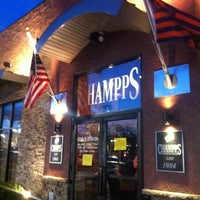 Photo taken at Champps by Randall on 5/6/2012