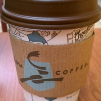 Photo taken at Caribou Coffee by Crystal P. on 9/7/2012