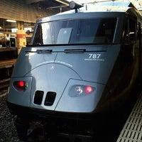 Photo taken at Platforms 3-4 by Si c. on 7/16/2012