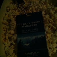 Photo taken at Century Napa Cinedome 8 by Robert B. on 7/20/2012