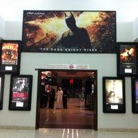 Photo taken at Seef Cinema by Errom on 8/19/2012