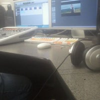Photo taken at Audio production by William B. on 3/8/2012