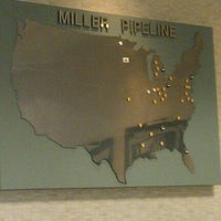 Photo taken at Miller Pipeline by MC7576 on 7/27/2012