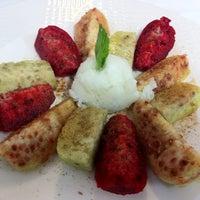 Foto tomada en Restaurante Nicos por Gusto Del B. el 8/19/2012