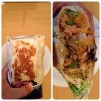 Photo taken at Burrito Boyz by RobbieG on 6/2/2012