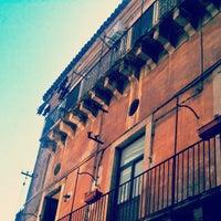 Photo taken at Hotel Etnea 316 by ruhepuls on 9/5/2012