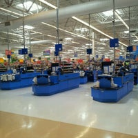 Photo taken at Walmart Supercenter by Ismile on 9/2/2012