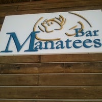 Photo taken at Manatees Bar by SocialMedia S. on 8/17/2012