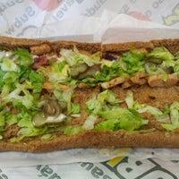 Photo taken at Subway by Beto P. on 6/30/2012