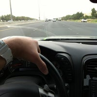Photo taken at طريق الملك فهد by مساعد ا. on 5/3/2012