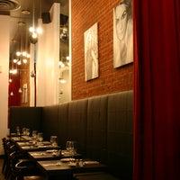 Photo taken at Restaurant LA TOQUADE by Destination Sherbrooke on 3/23/2012