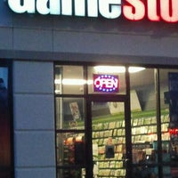Photo taken at Gamestop by Brianna M. on 2/21/2012