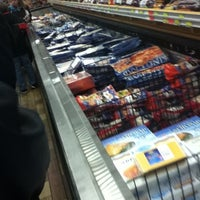 Photo taken at Woodman's Food Market by Felicia D. on 2/26/2012
