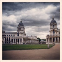 Photo taken at University of Greenwich (Greenwich Campus) by Timi 😺 V. on 6/12/2012