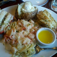 Photo taken at Red Lobster by Ashley A. on 2/24/2012