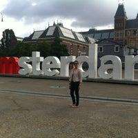 7/3/2012 tarihinde Melissa V.ziyaretçi tarafından I amsterdam'de çekilen fotoğraf