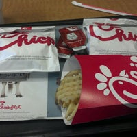 Photo taken at Chick-fil-A by Jared P. on 6/26/2012
