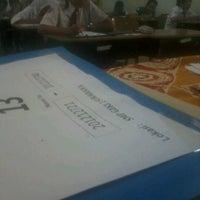 Photo taken at SMA GIKI 2 Surabaya by Lita N. on 6/26/2012