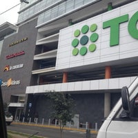 Photo taken at Open Plaza Angamos by Mariano C. on 7/2/2012
