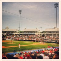 Photo taken at Dr Pepper Ballpark by Sean M. on 5/6/2012