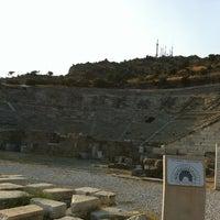 7/28/2012 tarihinde Çağrı K.ziyaretçi tarafından Antik Tiyatro'de çekilen fotoğraf