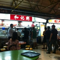 Photo taken at Ho Kee Porridge 和记粥 by cola h. on 5/3/2012