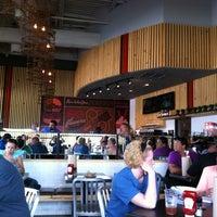 Photo taken at Grub Burger Bar by David Bryan P. on 7/16/2012