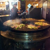 Photo taken at HuHot Mongolian Grill by Mark T. on 3/12/2012