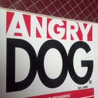 Photo taken at Angry Dog by Jarrod R. on 8/24/2012