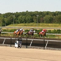 Photo taken at Presque Isle Downs & Casino by VisitErie on 6/30/2012
