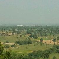 Photo taken at Ardhananeereswar Temple by Selva R. on 7/1/2012