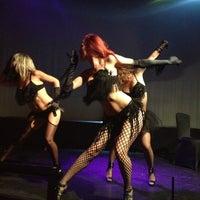 Photo taken at Skinny's Lounge by thePLURvegan on 6/16/2012