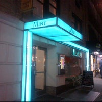 Photo taken at Mint NY by dine l. on 5/18/2012