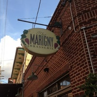Photo taken at Marigny Brasserie by Heather C. on 7/1/2012