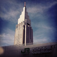 Photo taken at Yoyogi Station by T on 7/11/2012