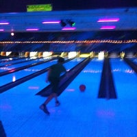 Photo taken at Brunswick Zone Glendale Lanes by Zachary H. on 3/17/2012