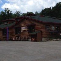 Photo taken at Algonquin Outfitters by Karen S. on 7/2/2012