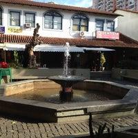 Photo taken at Parque das Rosas by Marina R. on 4/15/2012