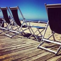 Photo taken at Praia do Titan by Artur S. on 8/18/2012