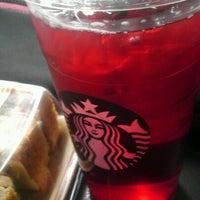 Photo taken at Starbucks by Nayelly N. on 6/12/2012